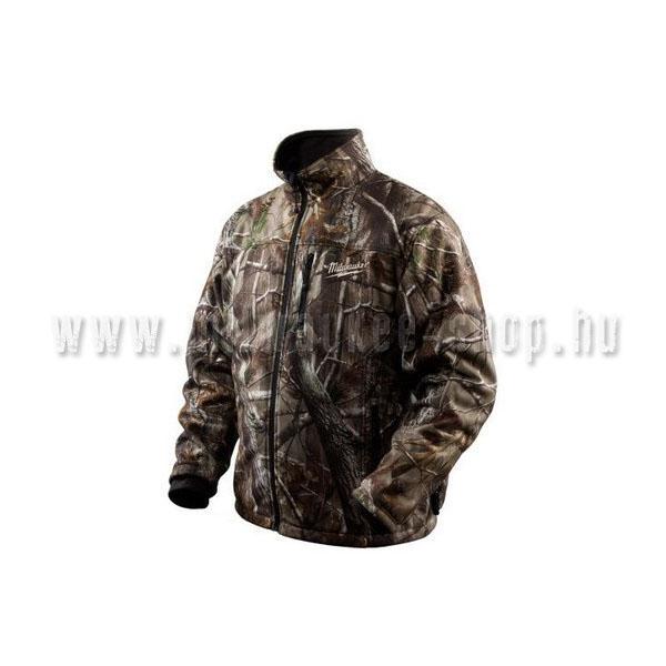 Milwaukee M12 HJ CMO3-201 M Prémium fűthető kabát terepszínű ... 74383ee9ff